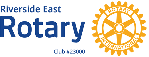 Riverside East Rotary - Changing the World from Riverside